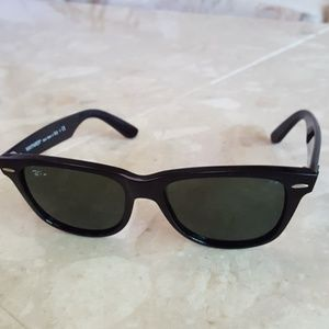 Ray-Ban Accessories - Ray-ban WAYFARER HAND MADE IN Italy